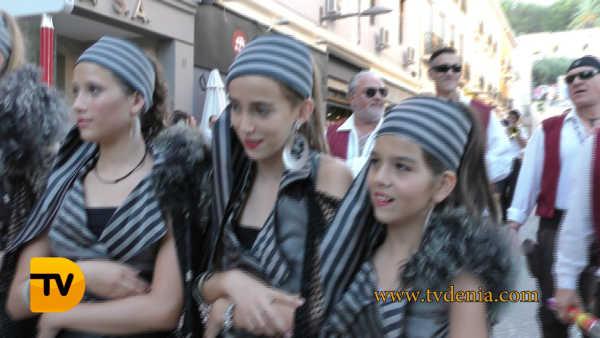 desfile infantil 8