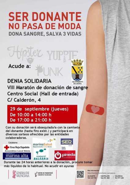 cartel_maraton_donacion_sangre_denia
