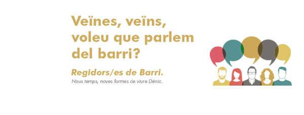 REGIDORS DE BARRI