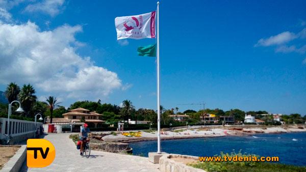 playa-punta-negra-bandera