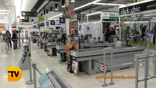 Carrefour Dénia Inauguración 11