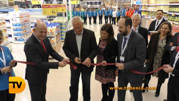 Carrefour Dénia Inauguración 15