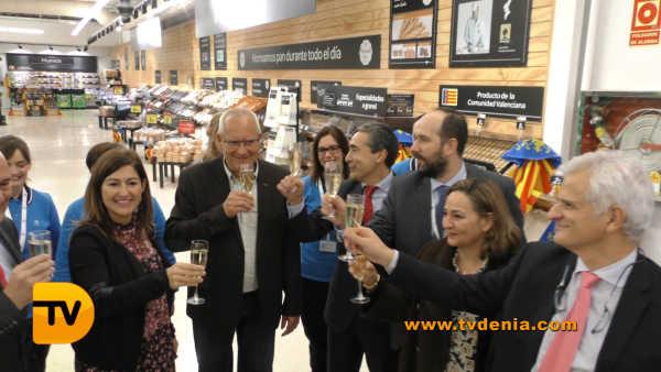 Carrefour Dénia Inauguración 2