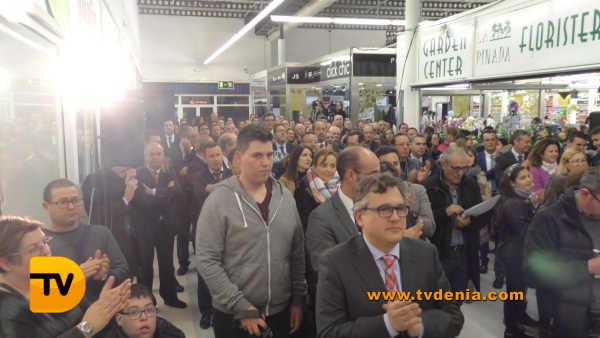 Carrefour Dénia Inauguración 3