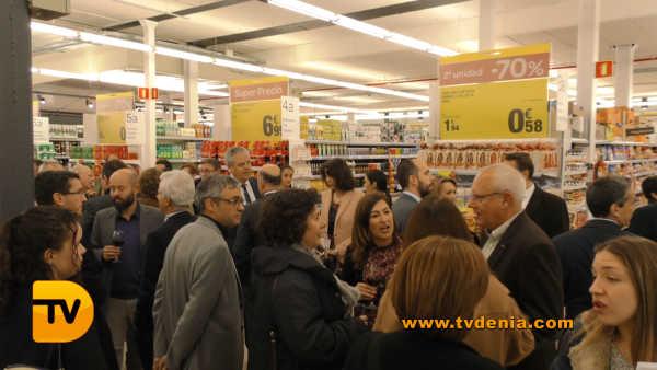 Carrefour Dénia Inauguración 8