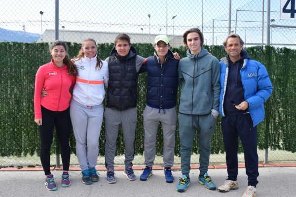 semifinales club de tenis