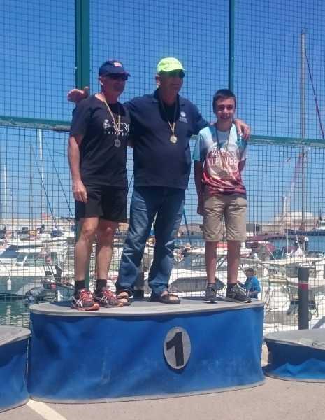 RCND 2 Copa España Kayak Mayo 2017