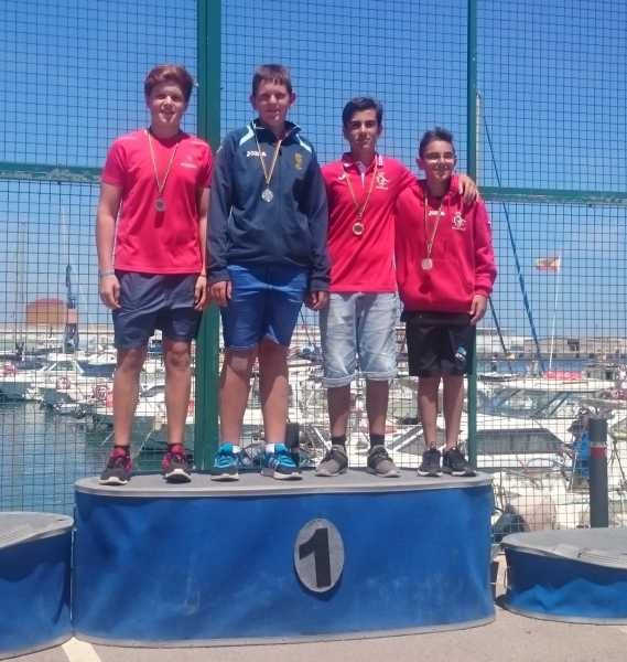 RCND Copa España Kayak Mayo 2017