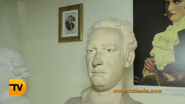 Bustos Tenor Cortis Museo Dénia 10