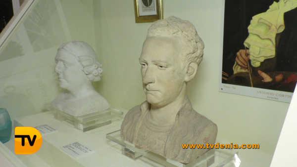 Bustos Tenor Cortis Museo Dénia 3