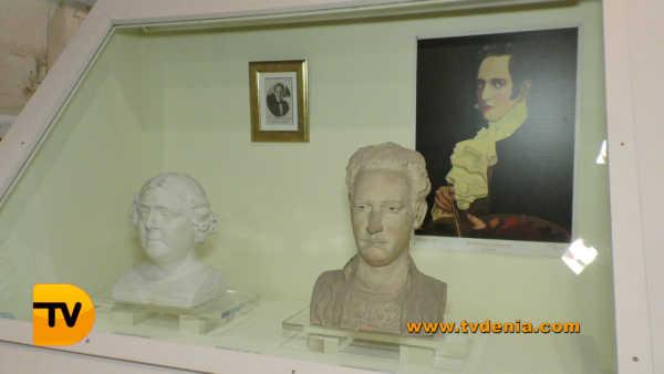 Bustos Tenor Cortis Museo Dénia 8