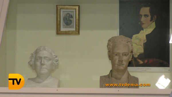 Bustos Tenor Cortis Museo Dénia