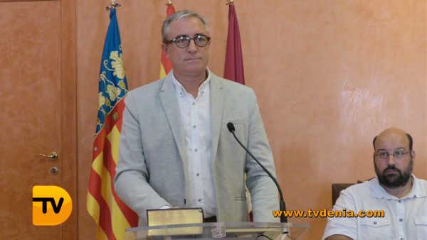Esteban Chornet ciudadanos denia