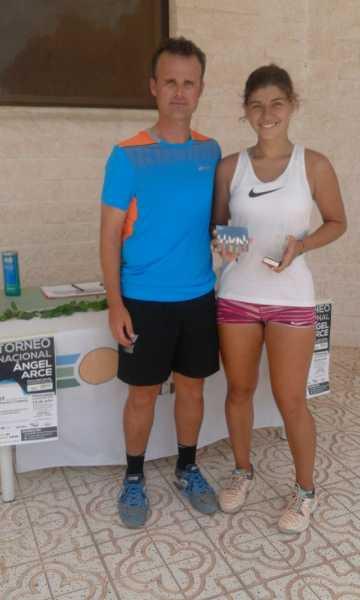 Inés Rodríguez Bordehore club de tenis