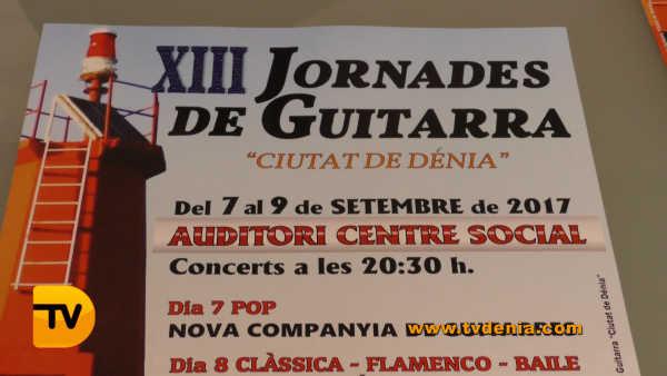 Presentación Jornadas de Guitarra 3