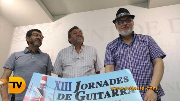 Presentación Jornadas de Guitarra 4