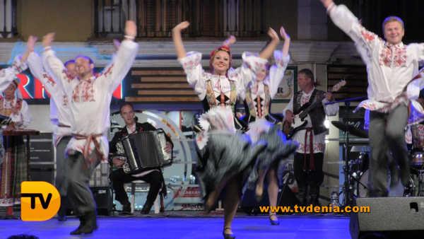 Mostra dansa folklorica Talaka 9