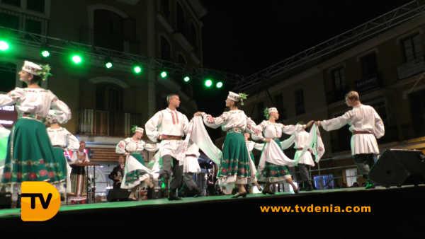 Mostra dansa folklorica Talaka