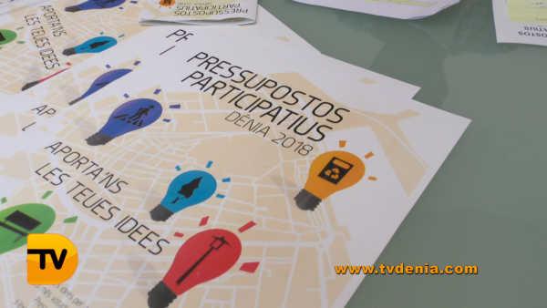 Presupuestos participativos Dénia 8