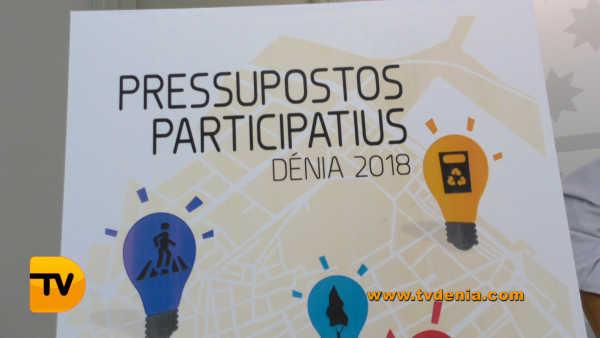 Presupuestos participativos Dénia