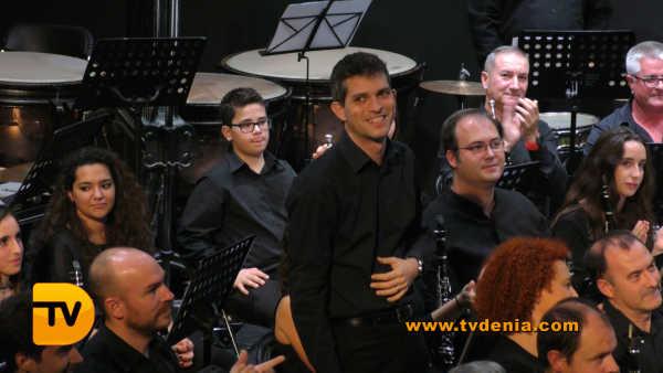 Javier Pinto Santa cecilia musica denia 1