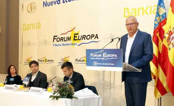 forum europa Vicent grimalt