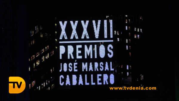 premios José Marsal Caballero Radio Dénia notables