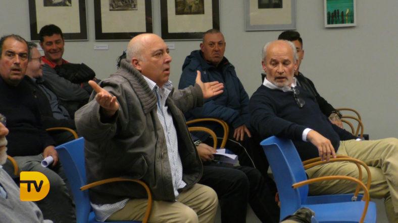 Eric Barber presenta su candidatura para presidir el CD Dénia