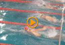 El nadador Miguel A. Ordoñez se prepara para el Campeonato Autonómico – Vídeo
