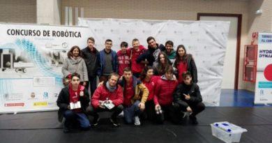 Alumnos de ESO de Paidos quedan semifinalistas en un concurso de robótica en el Politécnico de Alcoy