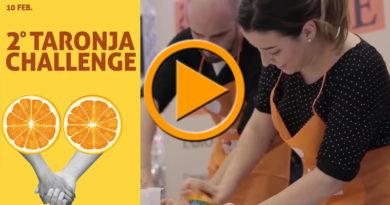 El 10 de febrero tienes una cita en Portal de la Marina con la 2ª edición del Taronja Challenge