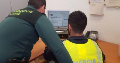 La Guardia Civil investiga a una vendedora de cupones de Pego por los delitos de estafa y simulación de delito