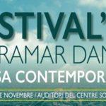 Dénia celebra el IV festival Ultramar de danza contemporánea del 7 al 11 de noviembre