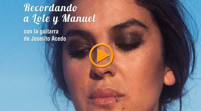 La cantante Alba Molina llega el próximo sábado 23 de marzo al escenario del Teatre Auditori Centre Social de Dénia