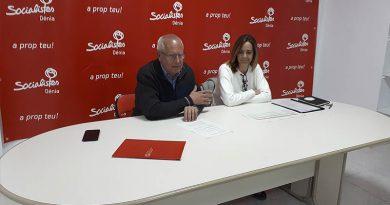 l PSPV-PSOE se compromete a ejecutar los cerca de 11 millones de euros del Plan Edificant para la remodelación y construcciones de instalaciones educativas en Dénia