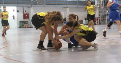 El Cadete femenino DBC 04 sigue imbatido tras ocho jornadas disputadas