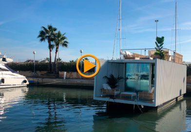 Nace Punta de Mar, una plataforma flotante que te permitirá estar conectado al mar