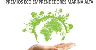 Premios Ecoemprendedores Marina Alta