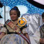 Un conte en la Lluna per presentar a Martina Femenia com a Fallera Major Infantil de la Falla Oeste