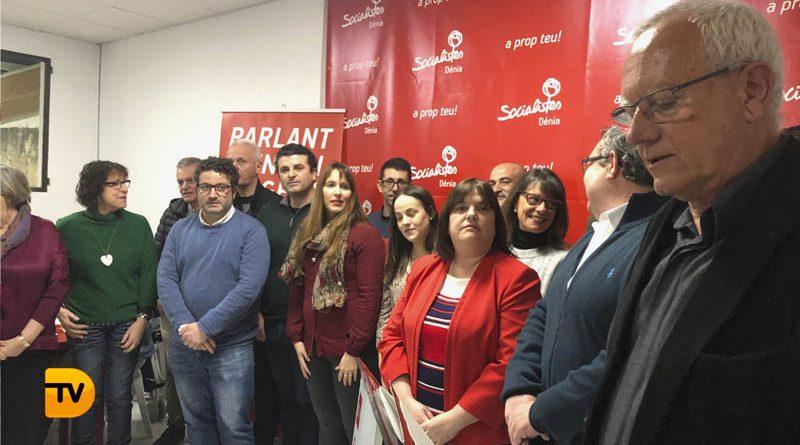 El PSPV-PSOE proposa en el Programa de Govern destinar una partida anual de 100.000 euros per a Plans d'Ocupació Municipal destinats a joves, dones i majors de 55 anys