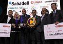 La Clínica la Glorieta, el Centro Comercial Portal de la Marina y la Familia Ferrer Frogley premiados en la XII Gala de los Premios CEDMA