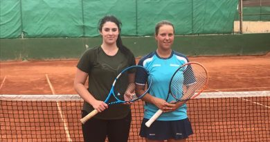 Neus Ramos, del Club de Tenis Dénia, finalista en categoría absoluta del Máster del Circuito Mediterráneo