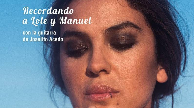 La cantante Alba Molina llega este sábado 23 de marzo al escenario del Teatre Auditori Centre Social de Dénia