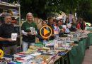 Gran número de voluntariado en la campaña de 1 kilo x 1 libro de la UNED de Dénia