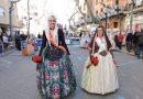 La Falla Baix la Mar viu intensament el cap de setmana amb les jornades gastronòmiques y la presentació de Alicia Guardiola com a candidata a FFMM infantil