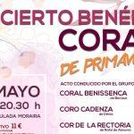 El Club Rotary Dénia organiza un concierto benéfico