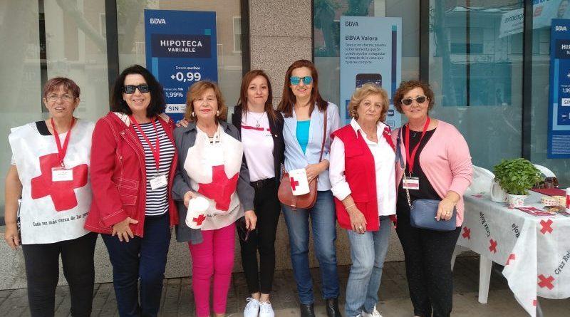 Cruz Roja Dénia recauda 4.800 euros en el Día de la Banderita