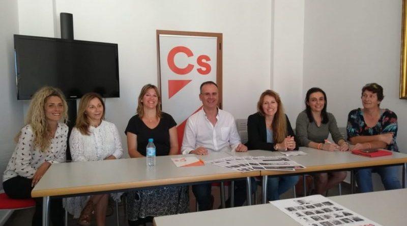 Ciudadanos anuncia tres proyectos para desestacionalizar Dénia