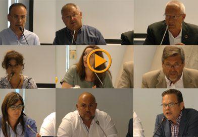 Vídeo del Debate Electoral elecciones 2019 organizado por Multisecma