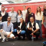 El belga Yannick Boeykens vence en la final de Gana Con Tu Voz en el Centro Comercial Portal de la Marina